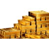 Gold Bar Icon Download image #41020