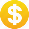 Gold Coin Icon image #3825