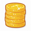 Gold Coin Icon image #3830