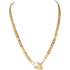 Gold Necklace Chain image #42705