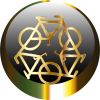 Golden Recycle Icon image #4216