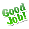 Good Great Job Icon image #31167