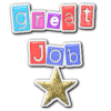 Great Job Icon Symbol image #31163