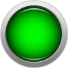 Green Button Icon image #21057