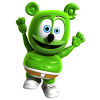 Green Gummy Bear image #30427