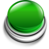 Green Push Button Icon image #21056