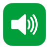 Green Sound  Icon image #35766