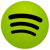 Green Spotify Icon Image image #36846