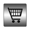 Grocery Cart Save Icon Format image #7492
