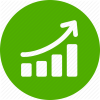 Free  Growth Icon image #22136