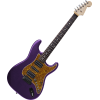 Purple Rock Electric Guitar Background image #46338