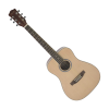 Wooden Guitar Transparent Background image #46321