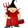 Halloween Clipart Costume image #44696