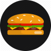 Free High-quality Hamburgers Icon image #5946