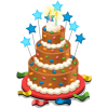 Cake Vector image #26288