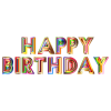 Happy Birthday Transparent Background image #29912