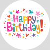 Clipart  Happy Birthday Collection image #29890
