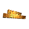 Background Happy Birthday Transparent image #29917