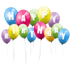 Happy Birthday Clipart image #29919