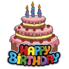 Happy Birthday Clipart Best image #29892