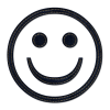 Happy Face Icon image #4277