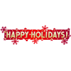 High Resolution Happy Holidays  Clipart image #34697