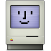 Happy Mac Icon image #3332