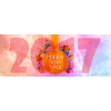 High Resolution Happy New Year Banner  Icon image #34644