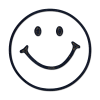 Happy Smiley Face Icon image #4280