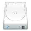 Icon Hard Drive Vector image #32046