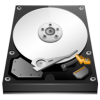 Hard Drive Download Free Vectors Icon image #32049