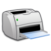 Hardware Laser Printer Icon image #16527