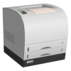 Hardware Laser Printer Icon image #16528