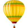 Hd Air Balloon  Transparent Background image #46767