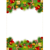 Hd Christmas Frame Transparent image #47082