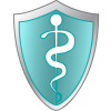 Health Care Shield Icon image #6583