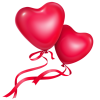 Heart Balloons Icon thumbnail 16183