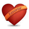 Heart Favorite Icon thumbnail 39686