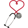 Pic Heart Stethoscope image #27509