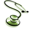 Heart Stethoscope Clipart Best image #27532