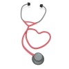 Free Pictures Heart Stethoscope Clipart image #27510