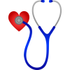 High-quality Heart Stethoscope Cliparts For Free! image #27537