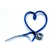 Free  Heart Stethoscope Vector Download image #27514