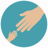 Helping Hand Free Icon image #14611