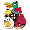 High-quality Angry Birds Transparent  Images image #46191