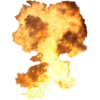 High-quality Explosion Transparent  Images image #45931