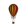 High Resolution Air Balloon  Icon image #46774