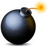 High Resolution Bomb  Clipart image #46590