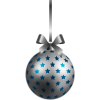 High Resolution Christmas Ornament  Clipart image #46367