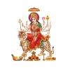 High Resolution Durga  Clipart image #45455